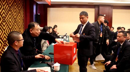 怀化市福建商会第三届换届选举大会圆满召开(图3)